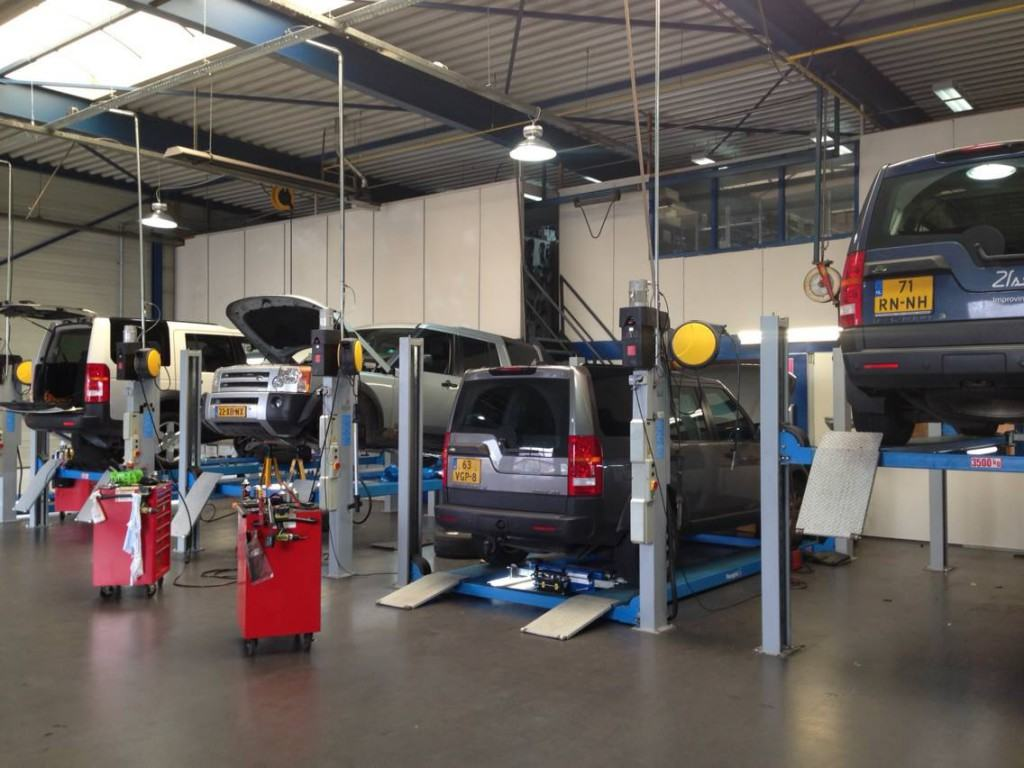 Land Rover onderdelen