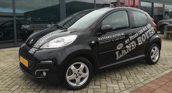 Bas van Slooten vervangend vervoer